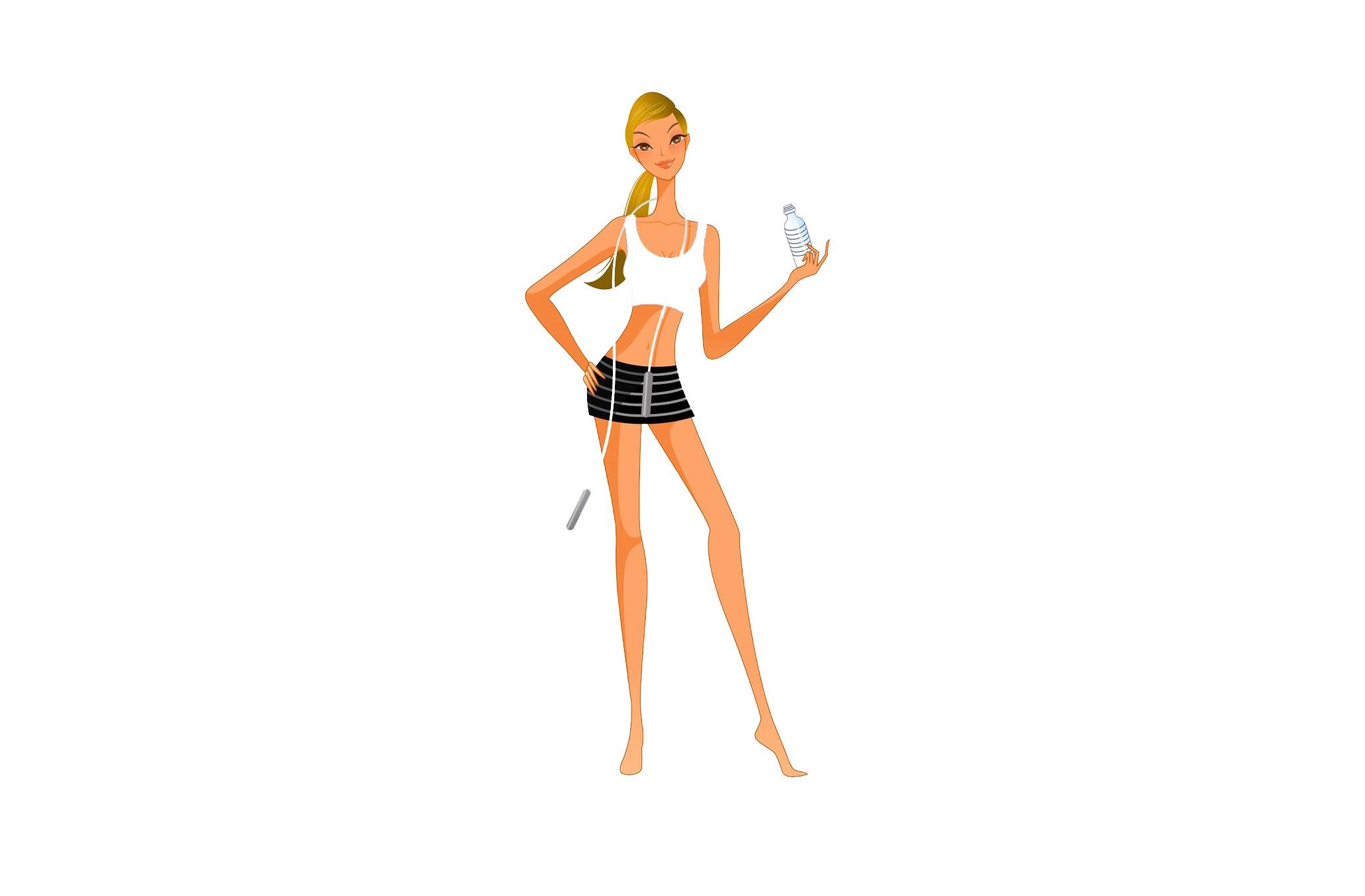savoir maigrir maintenez votre tonus avec la corde sauter 1 7 un peu d 39 exercice. Black Bedroom Furniture Sets. Home Design Ideas