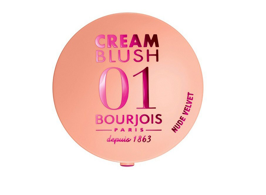 CREAM BLUSH de BOURJOIS