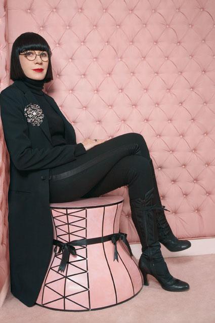 savoir maigrir chantal thomass je n ai pas eu de soutien gorge avant 25 ans. Black Bedroom Furniture Sets. Home Design Ideas