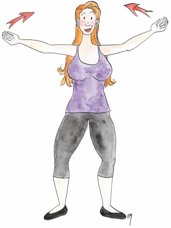 savoir maigrir les exercices pour avoir de beaux seins 1 6 de beaux seins. Black Bedroom Furniture Sets. Home Design Ideas